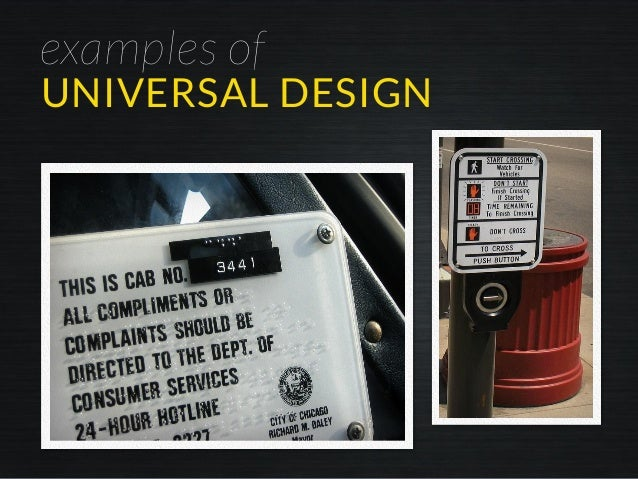 Universal design, accessibility, and the typing experience.
