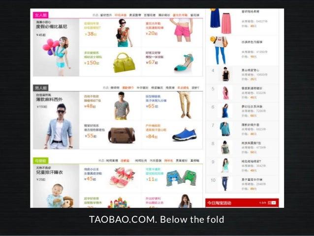 TAOBAO.COM. Below the fold