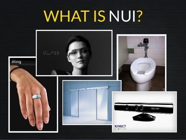 WHAT IS NUI?