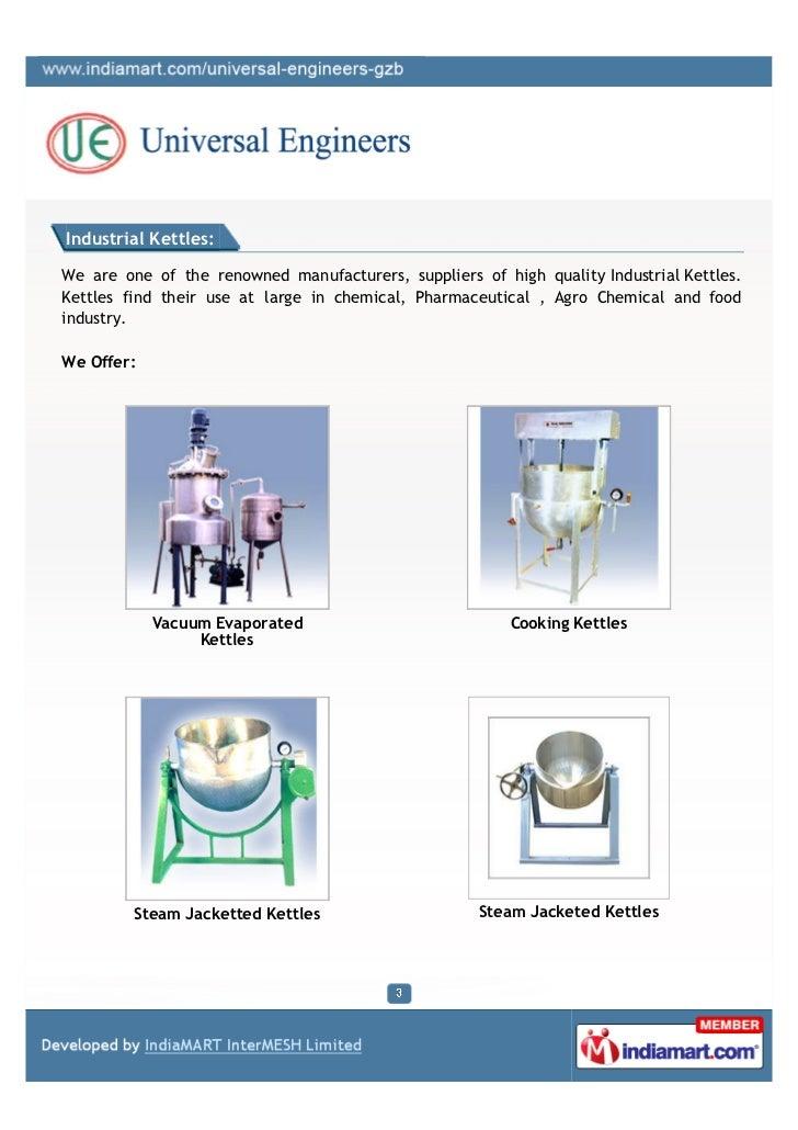 Universal Engineers, Ghaziabad, Industrial Machines Slide 3