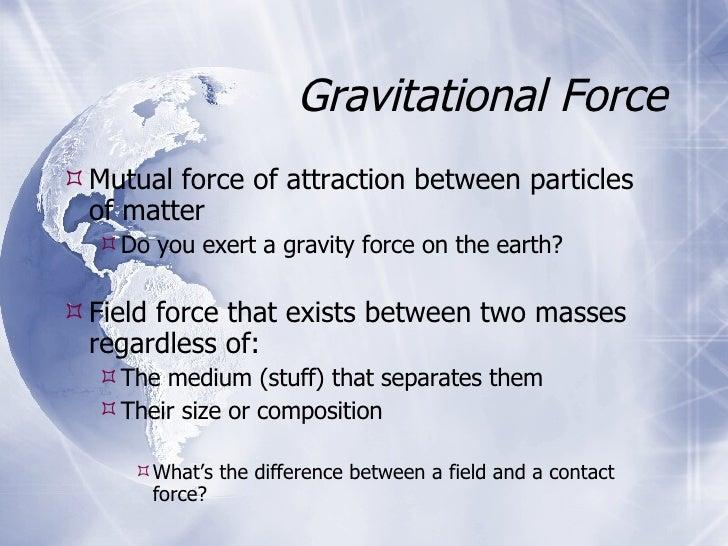Universal  Gravitation Slide 2
