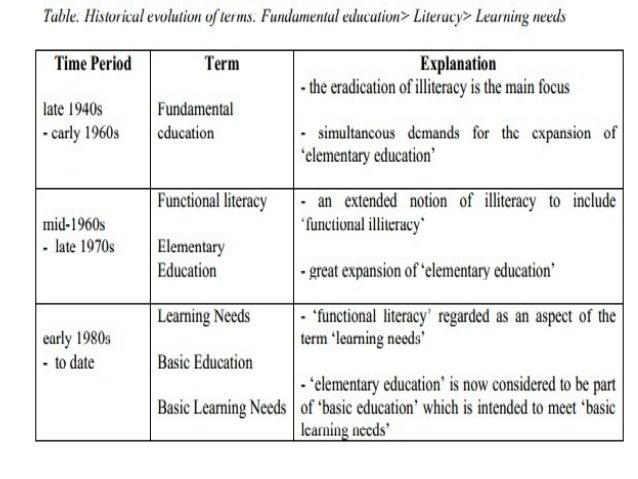 essay on universalisation of elementary education