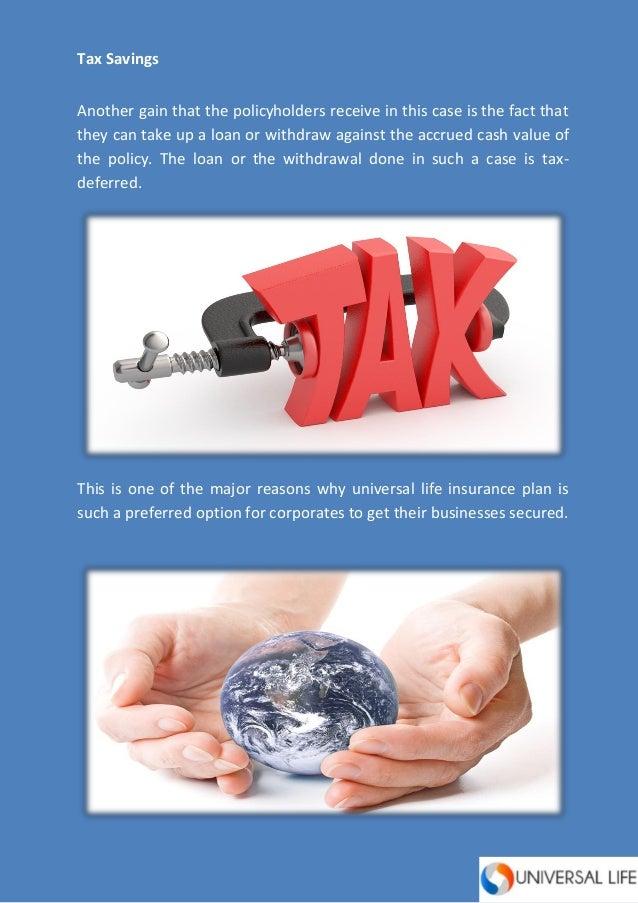 Essentials of a Universal Life Insurance Plan