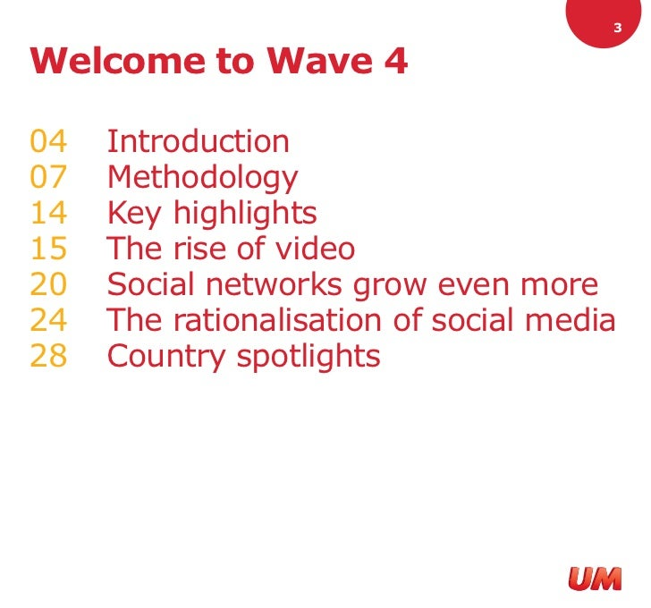 Universal Mc Cann Wave4 Slide 3