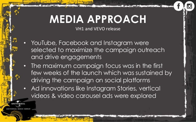 Universal Music Group Despacito Social Media Case Study