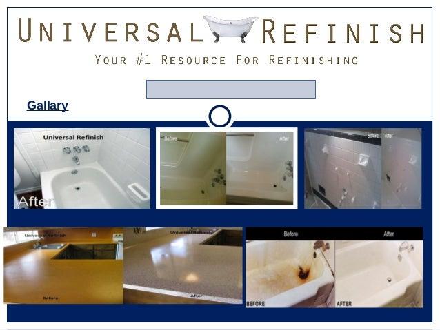 Bathtub Refinishing Alexandria Va.Universal Refinish Of Dc Bathtub Refinishing Washington Dc
