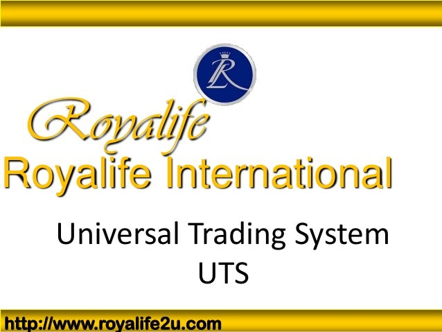 Universal trading system