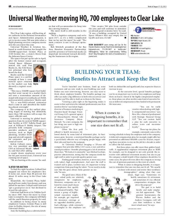 6A     www.houstonbusinessjournal.com                                                                                     ...