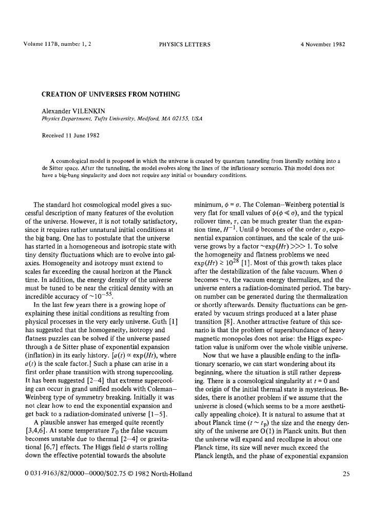 Volume 117B, number 1, 2                             PHYSICS LETTERS                                          4 November 1...