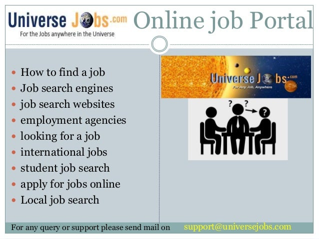jobs search websites