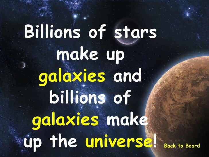 names of stars and galaxies powerpoint - photo #4
