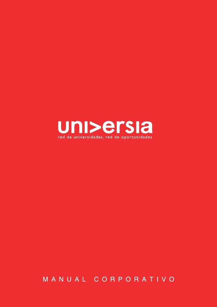 Universia (normas básicas de identidad)
