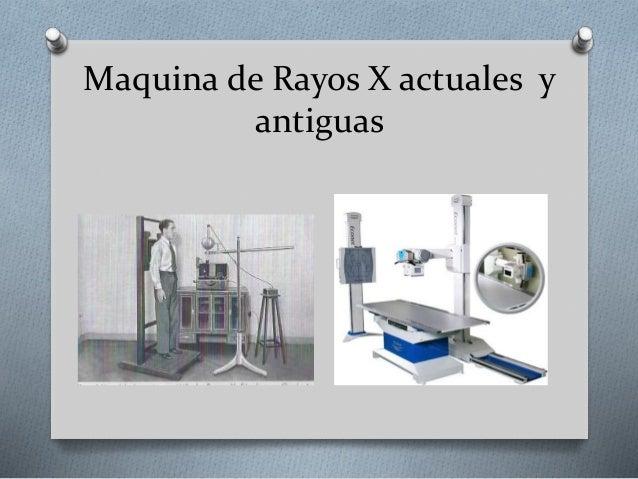 Historia de los rayos x