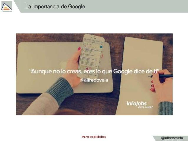 Empleabilidad y uso práctico de las herramientas digitales a tu alcance Slide 3
