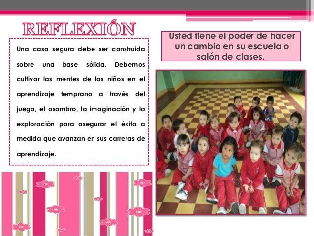 CONCLUSIÓN La enseñanza preescolar se ve fácil desde afuera. En realidad, los maestros de preescolar llegan a la vida del ...
