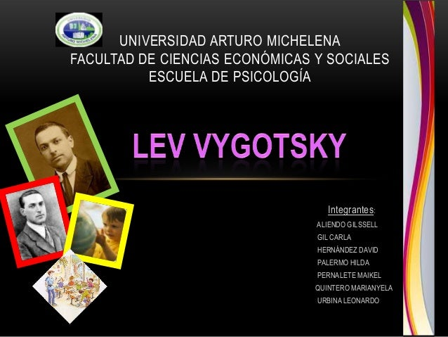 UNIVERSIDAD ARTURO MICHELENA FACULTAD DE CIENCIAS ECONÓMICAS Y SOCIALES ESCUELA DE PSICOLOGÍA  Integrantes: ALIENDO GILSSE...