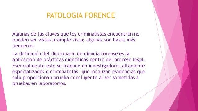 anatomia patologica y sus ramas