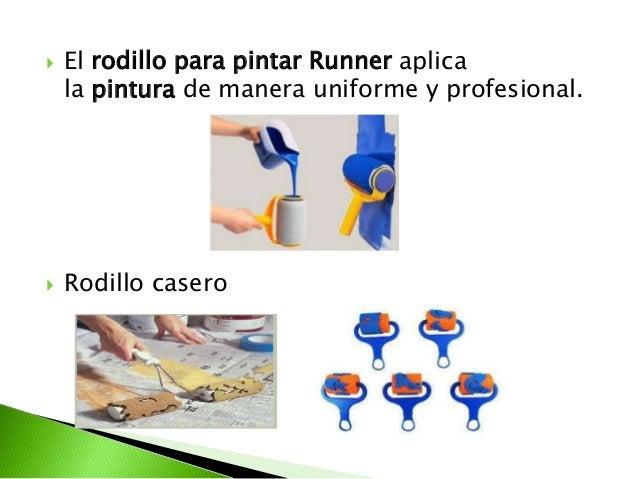 Tecnica del pintura con rodillo sonia chipugsi - Rodillos de pintura ...