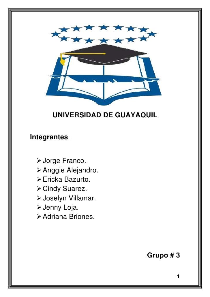 Universidad de guayaquil dokeos