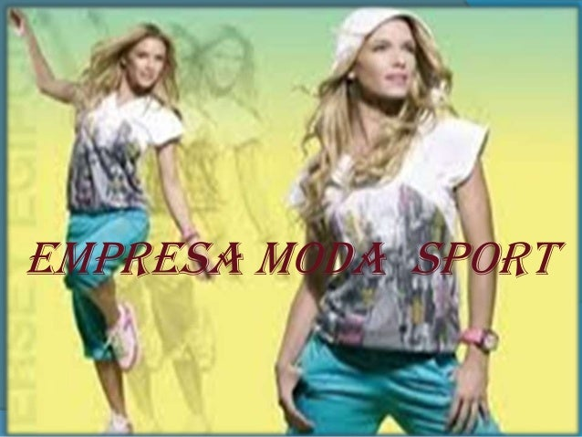 EMPRESA MODA SPORT