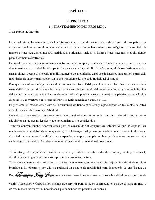 CAPÍTULO I  EL PROBLEMA  1.1 PLANTEAMIENTO DEL PROBLEMA  1.1.1 Problematización  La tecnología se ha convertido, en los úl...