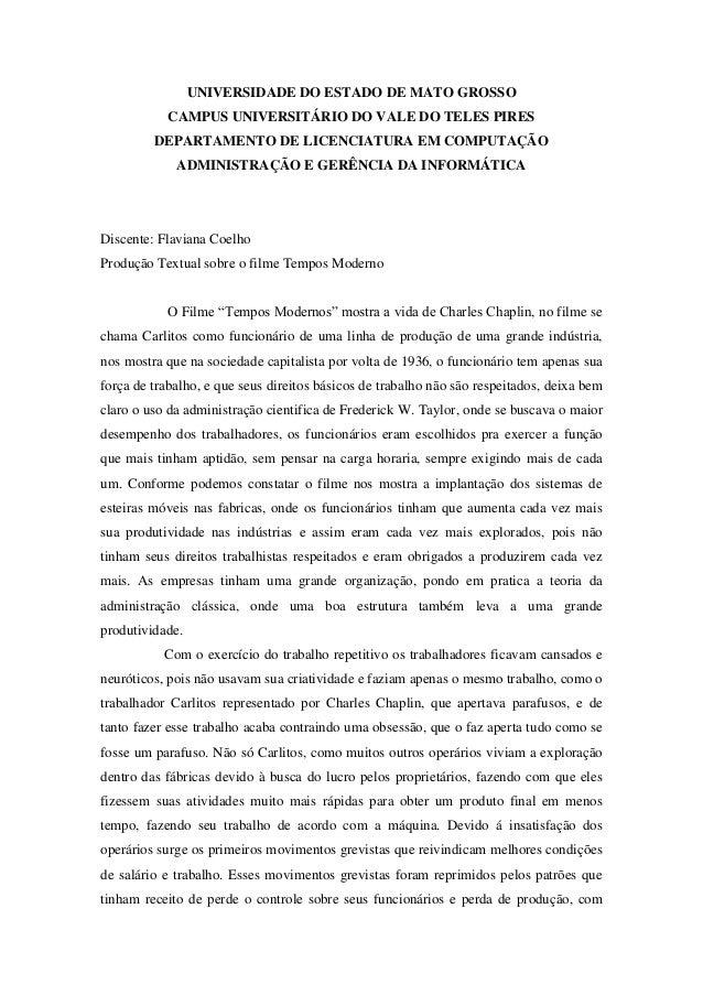 UNIVERSIDADE DO ESTADO DE MATO GROSSO CAMPUS UNIVERSITÁRIO DO VALE DO TELES PIRES DEPARTAMENTO DE LICENCIATURA EM COMPUTAÇ...