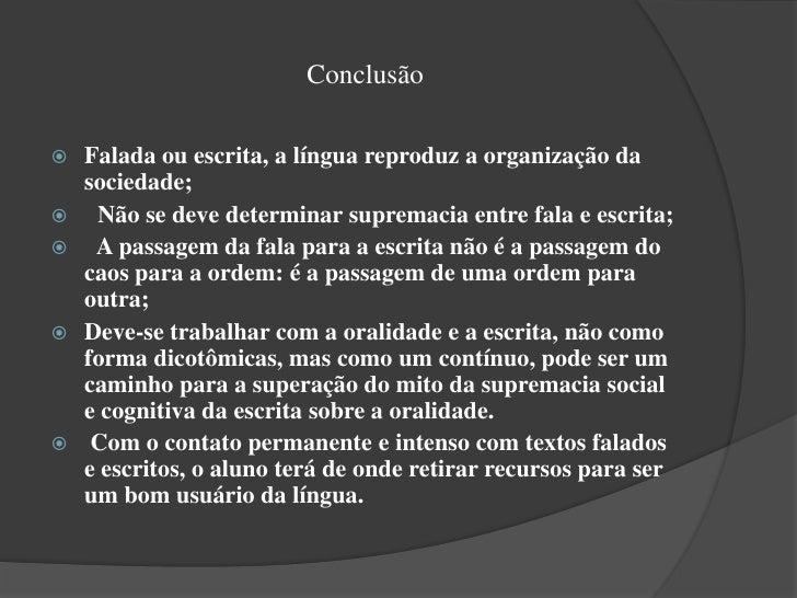 """Referências MARCUSCHI, Luiz Antônio. """"Produção textual, análise  de gêneros e compreensão"""". São Paulo: Cortez, 2008. MAR..."""