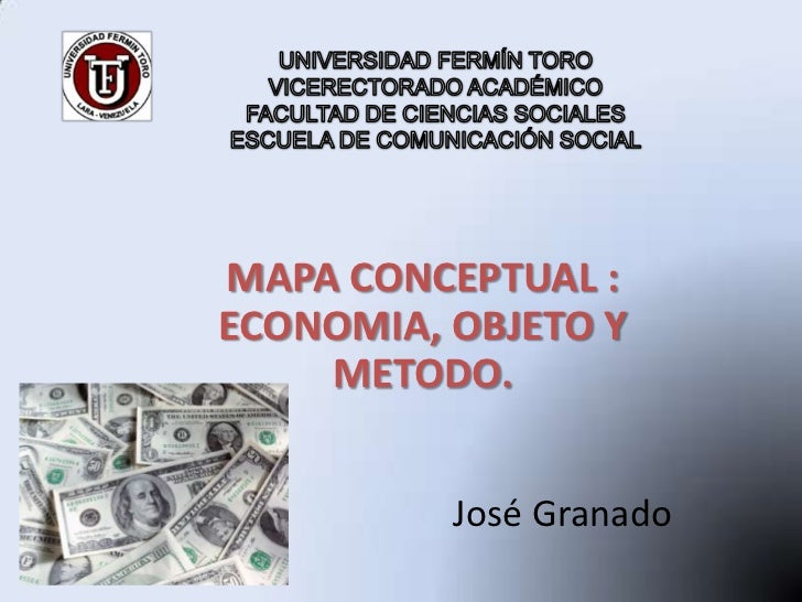 UNIVERSIDAD FERMÍN TOROVICERECTORADO ACADÉMICOFACULTAD DE CIENCIAS SOCIALES ESCUELA DE COMUNICACIÓN SOCIAL<br />MAPA CONCE...