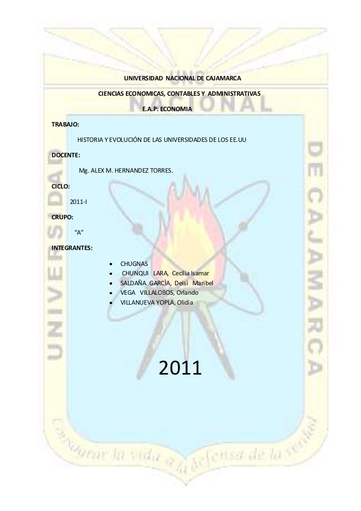 -308610-496570<br />UNIVERSIDAD  NACIONAL DE CAJAMARCA<br />                               CIENCIAS ECONOMICAS, CONTABLES ...