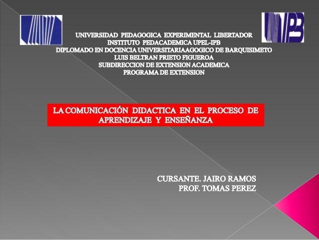  comunicación   Un primer acercamiento a la definición de comunicación puede  realizarse desde su etimología. La palabra...