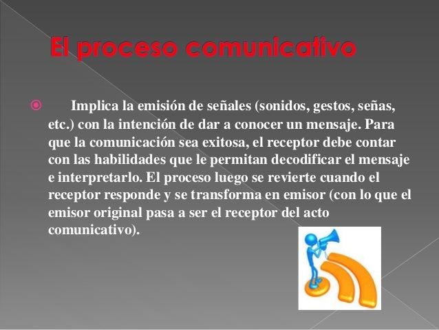 Presentación sobre la cominicación didáctica. Slide 3