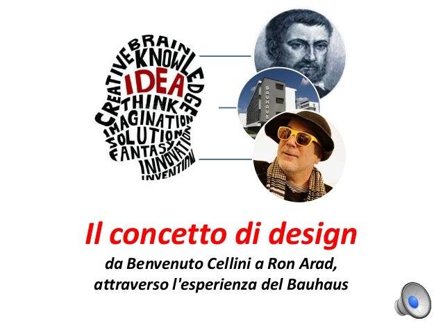 Alessandro chiodi il concetto di design le esperienze di for Concetto di design moderno bungalow