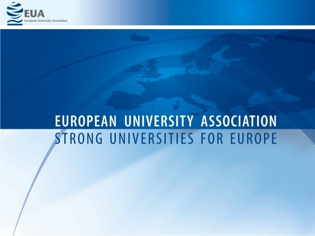 The achievements of European Universities in the last 60 years Lesley Wilson Secretary General European University Associa...