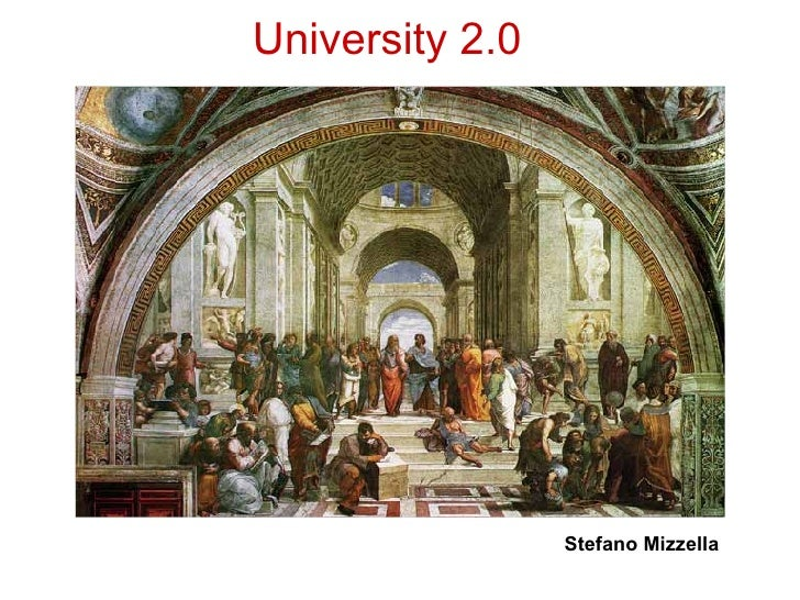 University 2.0 Stefano Mizzella