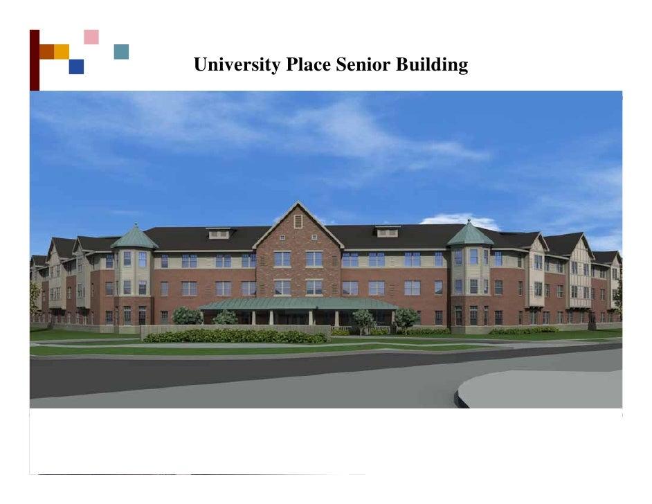 University Place Senior Building