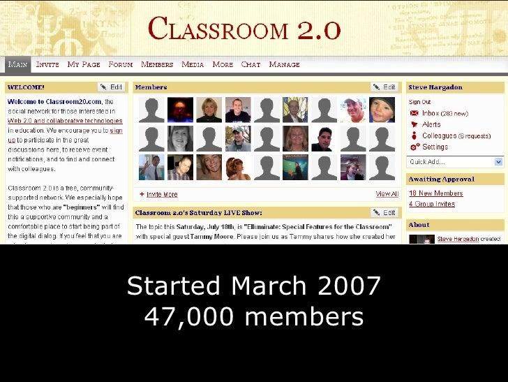 School 2.0: Future of Education Slide 2