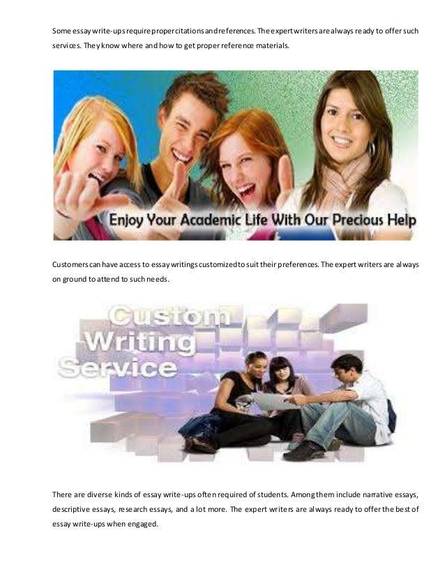 University essay writing service
