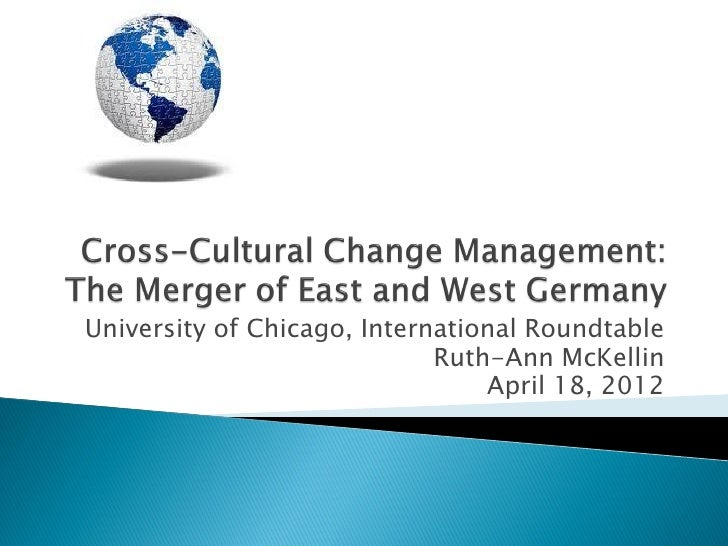 cross cultural management in germany