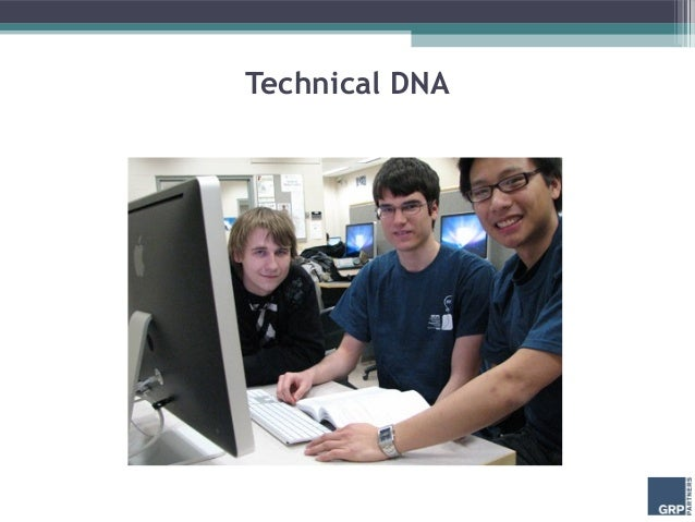 Technical DNA