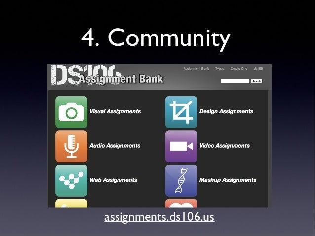 4. Community   ds106rad.io