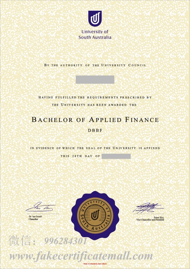 University Of South Australia Degree Unisa Diploma