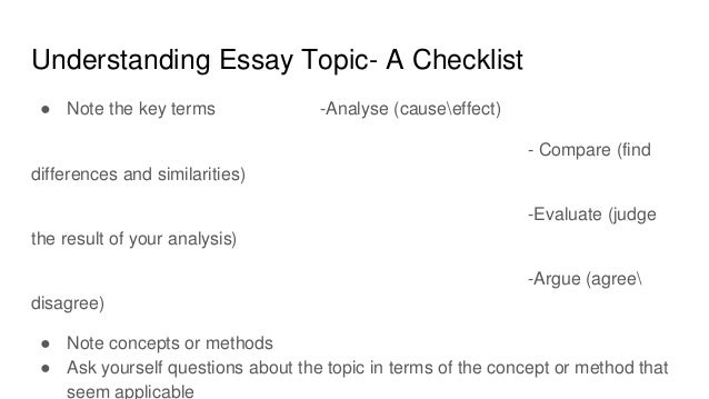 When We Can Help You Write Your Essays