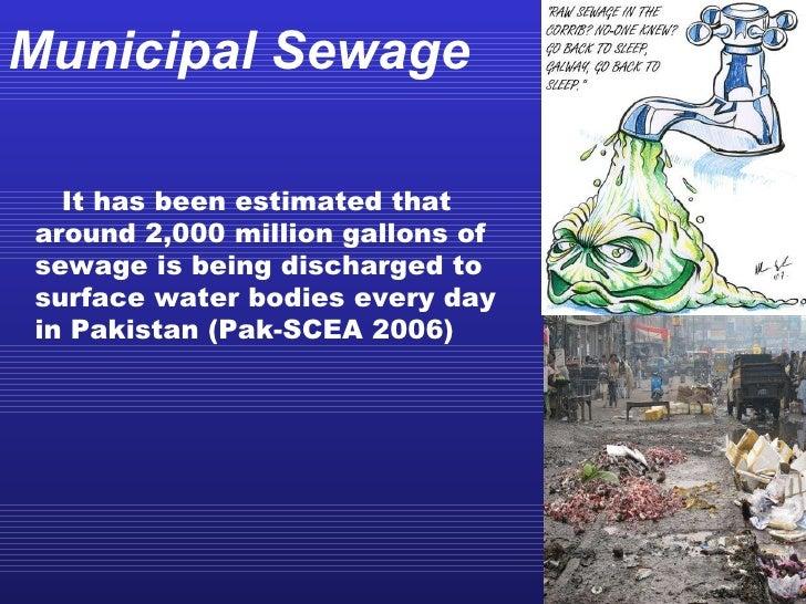 Water problems in pakistan essay