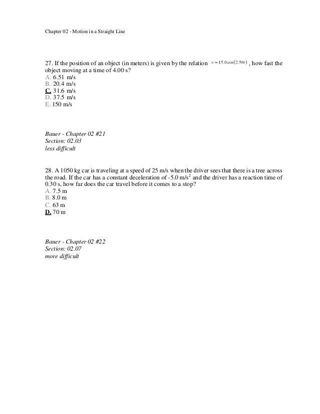 University physics with modern physics 2nd edition bauer