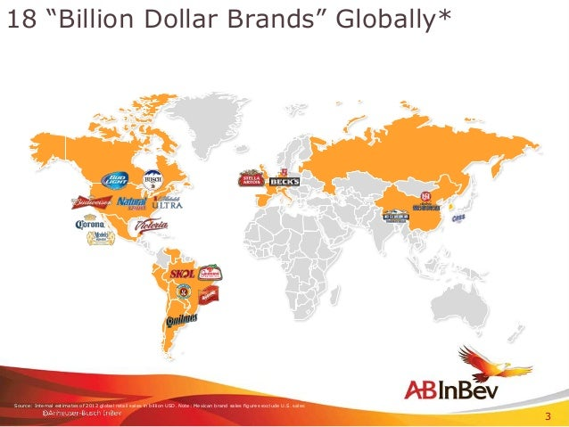 anheuser busch supply chain Anheuser-busch inbev global responsible sourcing  across our global supply chain anheuser-busch inbev is  for selected supply chains anheuser-busch inbev may.