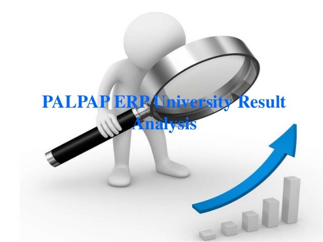 PALPAP ERP University Result Analysis