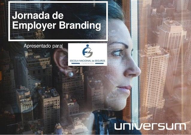 Jornada de Employer Branding Apresentado para|