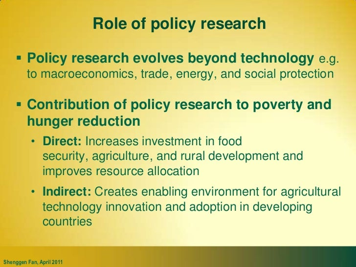 Global Food Security Challenges And Opportunities