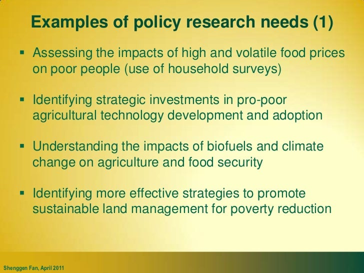 Impacts of policy research<br />Vietnam rice marketing and policy research<br />Influenced timing of changes in rice polic...