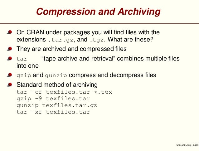 Unix and Linux - The simple introduction